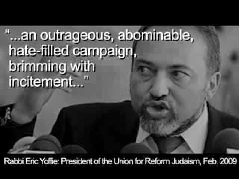 Meet Avigdor Lieberman, Israel's Foreign Minister