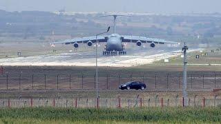 С турецкой базы ВВС наносят авиаудары по позициям ИГИЛ (новости)