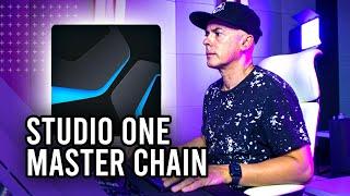 Studio One Master Chain | 100% Stock Plugins (Luca Pretolesi Trailer)