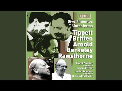 Sinfonietta, Op. 1: III. Tarantella