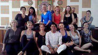 50+ После пятидесяти жизнь только начинается Урок йоги  Саббала Рана для начинающих