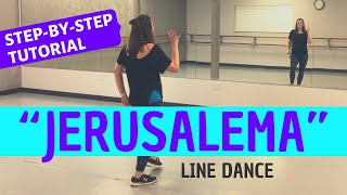"""JERUSALEMA"" DANCE 