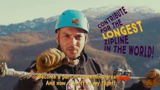 Самый длинный в мире зиплайн будет в Армении The longest zipline in the world will be in Armenia