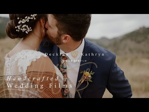 These Personal Vows Will Make You Cry   Boulder Colorado Wedding Video