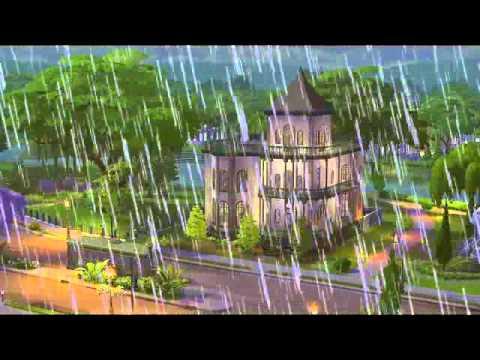 sims 4 rain mod