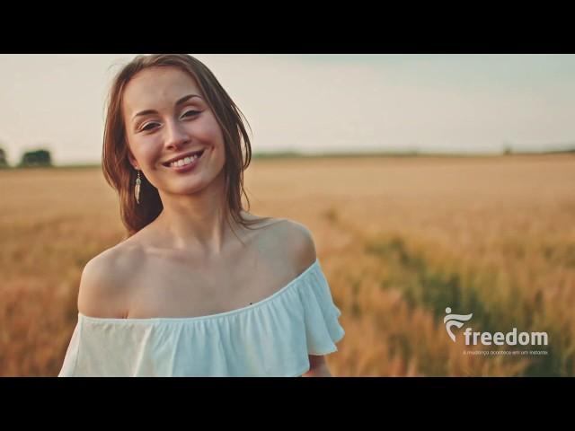 PORTFÓLIO PRODUZ VÍDEO |  PROJETO: FREEDOM AIC - A mudança acontece em um instante