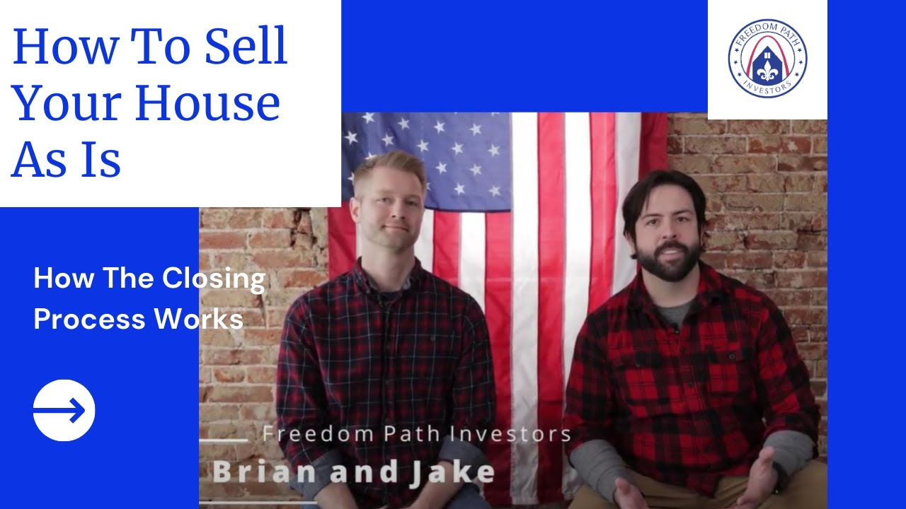 How The Closing Process Works with Freedom Path Investors