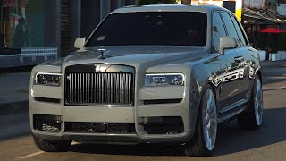 Customizing a Cullinan Black Badge, Battle of Maybach's, CoolKicks RDB Shoes.