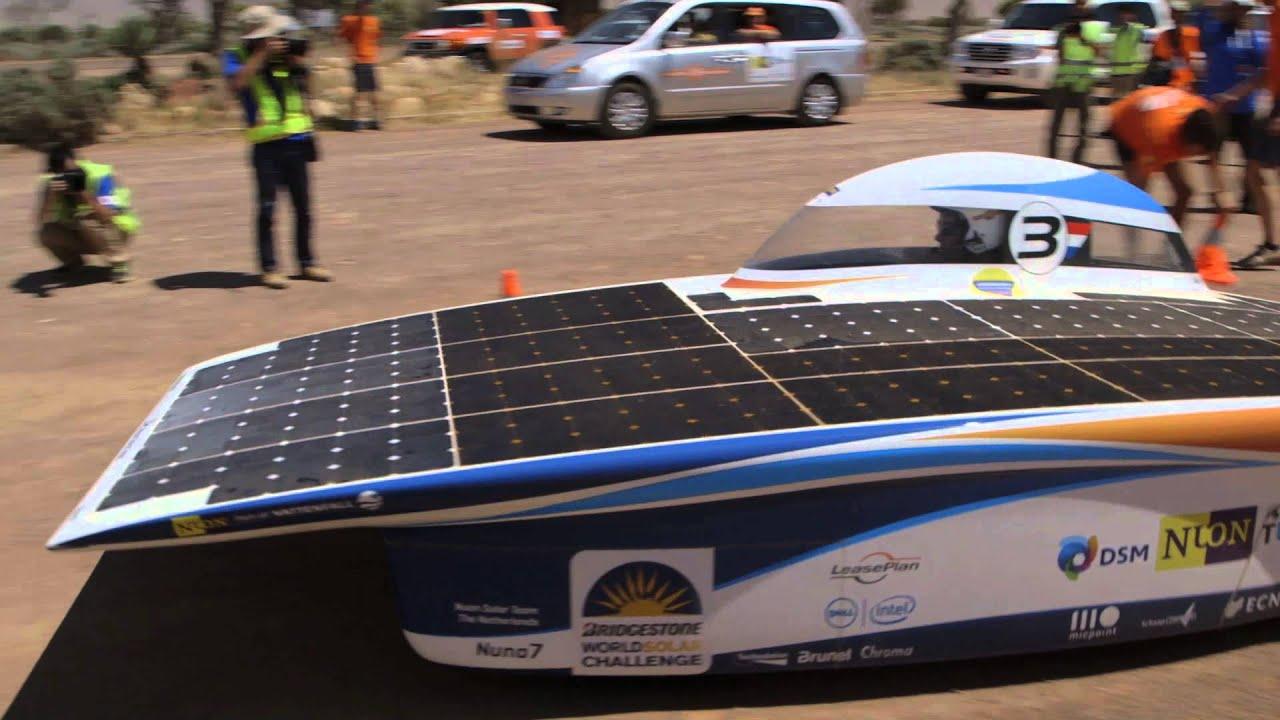 Nuon Solar Team Wsc Day 4 Youtube