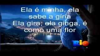 Filme Rio-Fly Love - Música Romântica Dos Passarinhos no Bonde