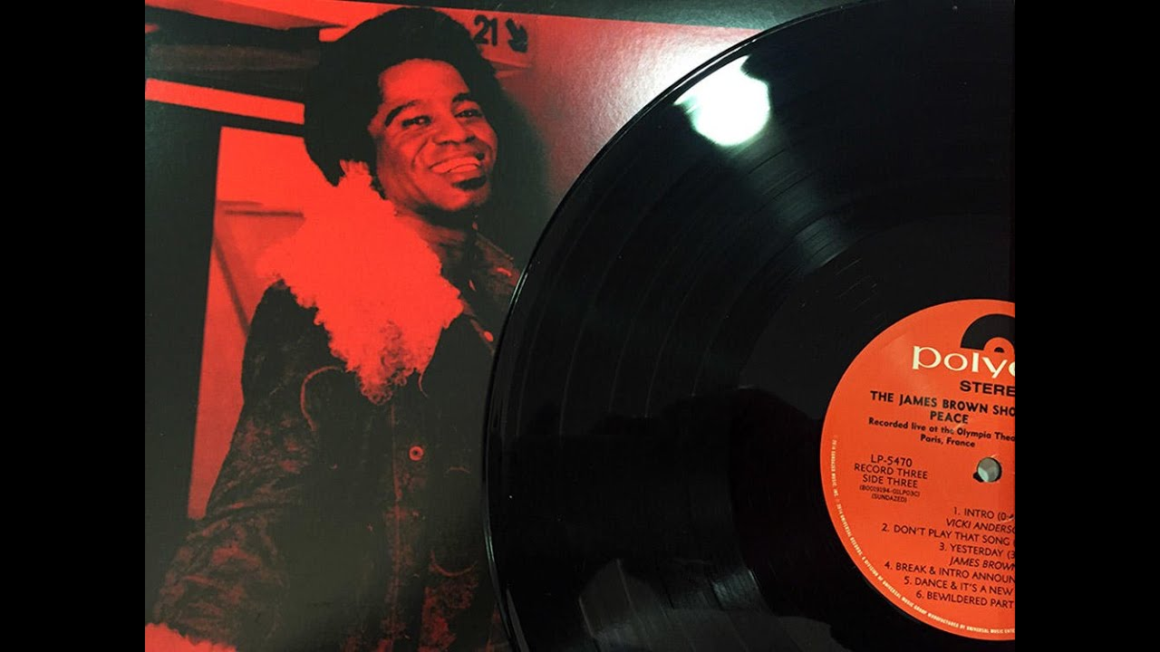 Download James Brown ........Sex Machine ( Live At The Olympia 1971)