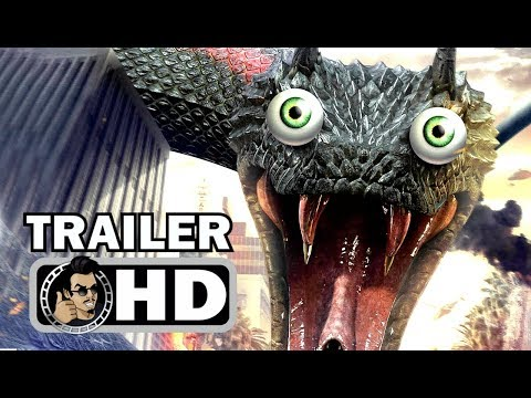 SNAKE OUTTA COMPTON Official Trailer (2017) Sci-Fi Horror Comedy Movie HD