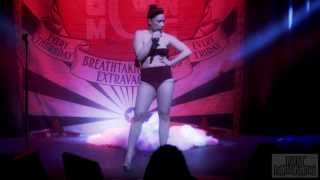 Kitty Bang Bang - (Performer)  'Balloon Routine'
