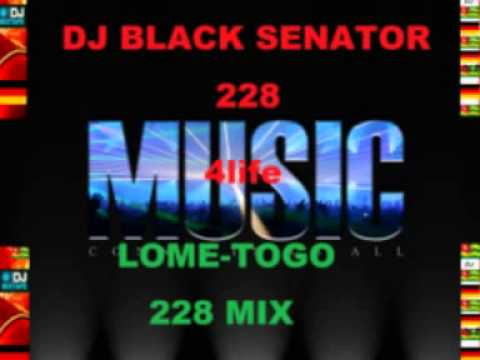 TOGO MUSIC 2013 NEW MEGA PARTY HITS  MIX BY DJ BLACK SENATOR 228 MUSIC
