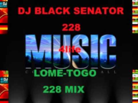 TOGO MUSIC 2013 NEW MEGA PARTY HITS  MIX BY DJ BLACK SENATOR 228 MUSIC