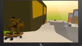 Begotten - Robots can skate