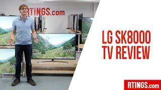 LG SK8000 TV Review - RTINGS.com