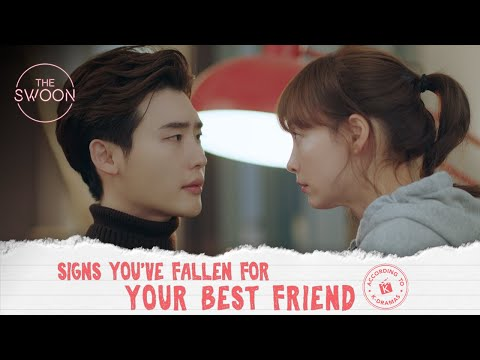 Signs you've fallen for your best friend | According to Korean Dramas [ENG SUB]