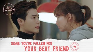 Signs You've Fallen For Your Best Friend  According To Korean Dramas ENG SUB