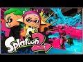 Cubitos en Splatoon!!! | Splatoon 2 con @Dsimphony