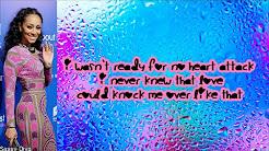 Keri Hilson  - Heart Attack (Lyrics)