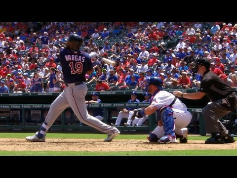 MIN@TEX: Twins tally four homers in win vs. Rangers