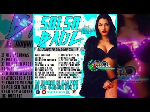 SALSA BAUL 2019 MIX   SALSA BAUL EL JUNQUITO SALSERO VOL 1 @ElMasFino
