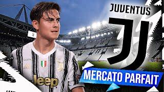FIFA 22 | MERCATO PARFAIT: JUVENTUS