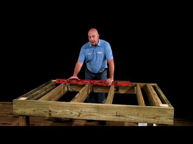 Joist Spacing & Blocking Overview for TimberTech® Decking