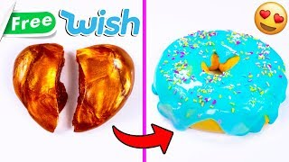 EXTREME SLIME MAKEOVERS! Fixing My FREE Wish Slimes!