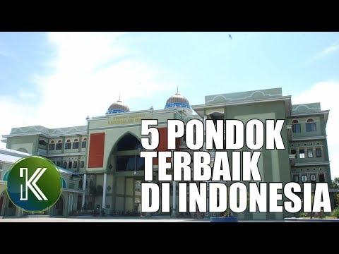 Pondok Pesantren Dengan Sistem Pendidikan Terbaik di Indoneisa