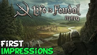 "Life Is Feudal MMO Early Access First Impressions ""Is It Worth Playing?"""