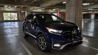 Nueva Honda CR-V 2020
