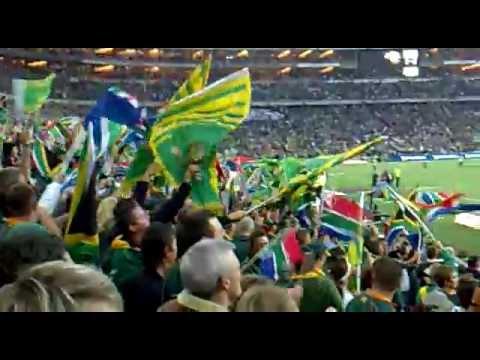 Rugby Spectators World Record on 21 August 2010 FNB Stadium Johannesburg