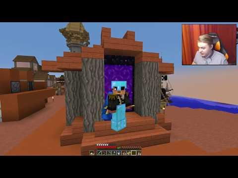 #СП №6 САМЫЙ КРАСИВЫЙ ГОРОД (Minecraft Vanilla)