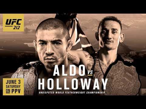 UFC 212׃ Aldo vs  Holloway Promo