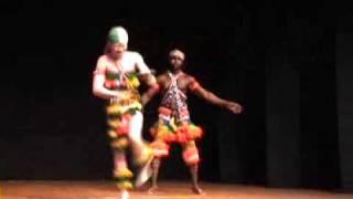 Milano, 24 Maggio 2008: Tutta danza Afro - parte 2