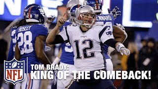 Tom Brady's Top 3 Regular Season Comebacks | NFL