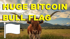 Bitcoin Bullish Flag Pattern (Explosive Growth)