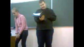 Дылевич TV Серия 40 -Тантрический секс прямо на уроке по рецепту Должанского часть 1