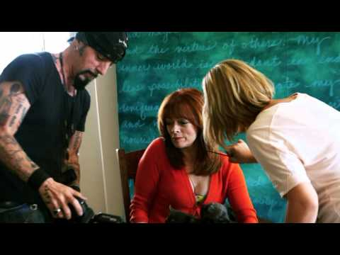 Frances Fisher Christopher Ameruoso Photo Shoot