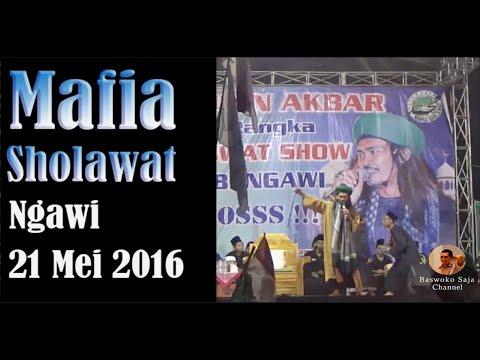 Mafia Sholawat Ruwat Show Gus Ali Gondrong Ngawi Terbaru 21 Mei 2016