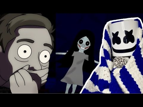 SCARY HORROR STORIES ANIMATED!! Reaction