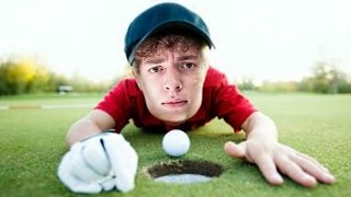 MOST INTENSE CRAZY GOLF EVER!? (Golf it)