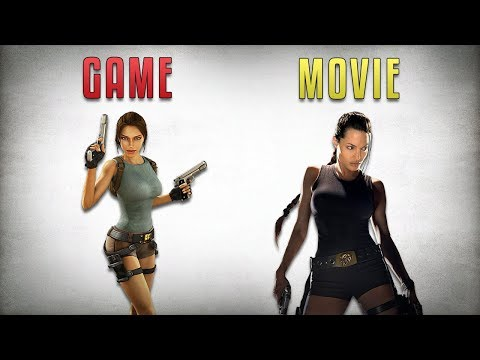 10 Best VIDEO GAME Movies | What Are the Best Movies Based on Games?