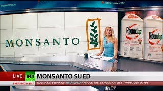 Cancer Patient vs. Monsanto case underway inside California courtroom