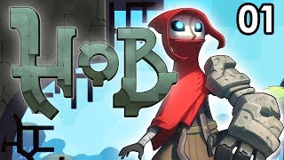 Hob | Episode 1 - Lend Me a Hand (Hob Gameplay) [PC HD]