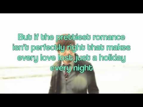 Owl City - Paper Tigers (Lyrics)