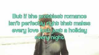 Owl City - Paper Tigers (Lyrics) Video