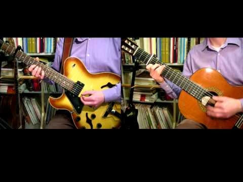 Sunrise - Norah Jones (Guitar duo)
